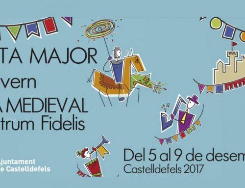 Fiesta Mayor de Invierno de Castelldefels 2017