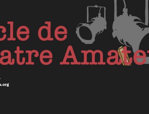 3a edición del Ciclo de Teatro Amateur